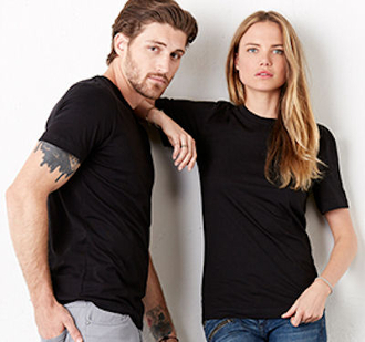 Unisex Fashion Fit Tee