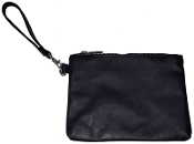 Favorite Faux Leather Wristlet